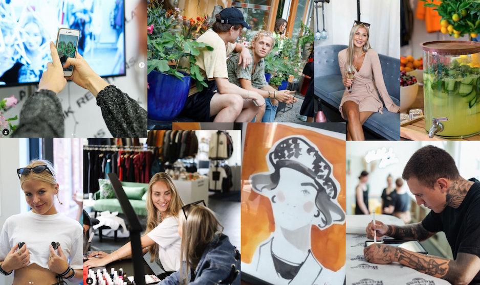Collage aus Fotos von den German Digital Days